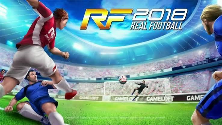Real Football 2018 Jar Java Phones (RF18)