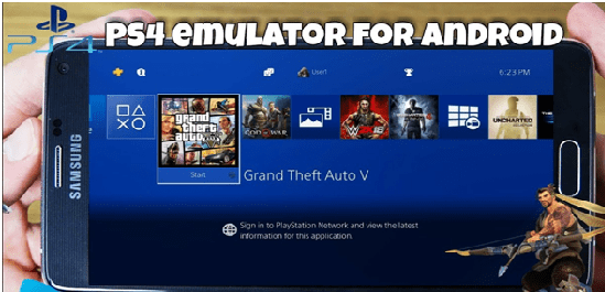 Download PS4 Android Emulator Games Latest Version