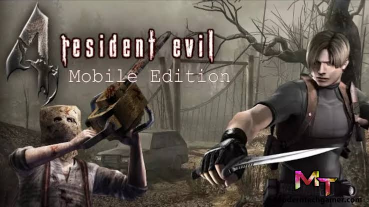 Resident Evil 4 Apk Obb Android Download [200MB]