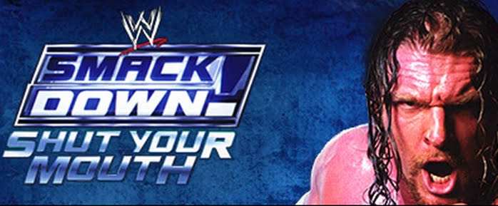 WWE SmackDown Shut Your Mouth for Playstation 2 (PS2)