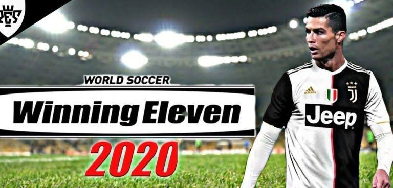 Winning Eleven 2020 (WE 20) Apk for Android