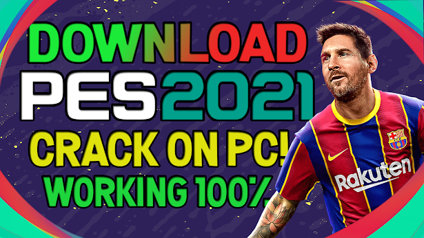 PES 2021 Crack Version for PC Free Download