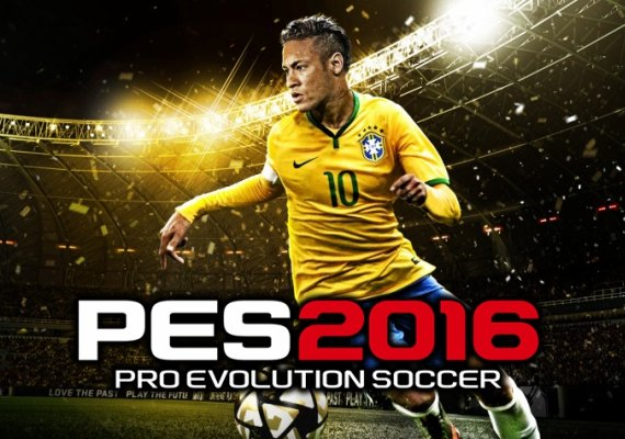 PES 2016 Pro Evolution Soccer For PC Free Download