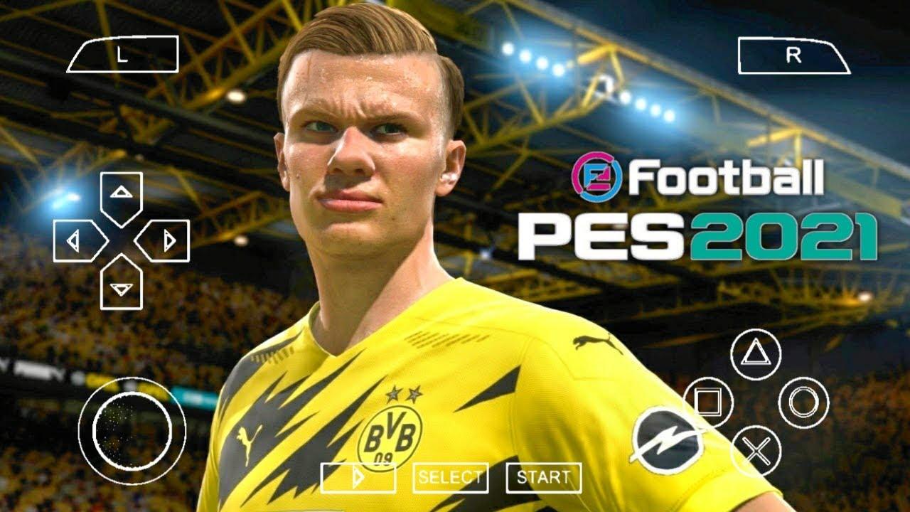 PES 2021 PPSSPP January Full Transfer Season Update