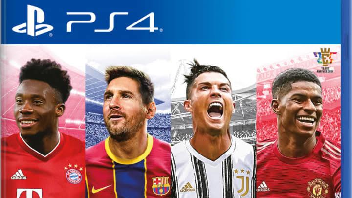 PES 2021 PS4 Download – PES 21 PlayStation 4