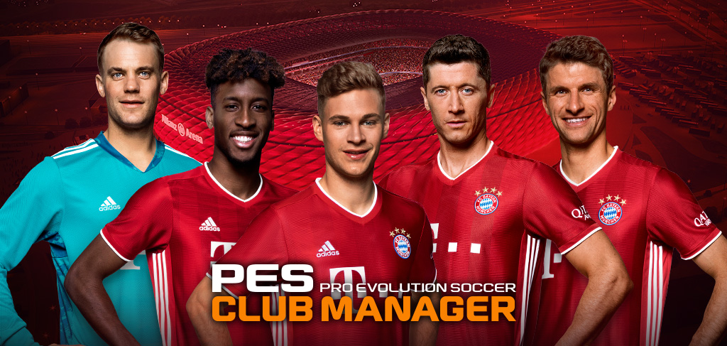 PES Club Manager 2021 for Apk & iOS Download
