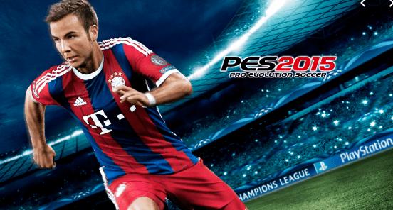 PES 2015 Pro Evolution Soccer For PC Free Download