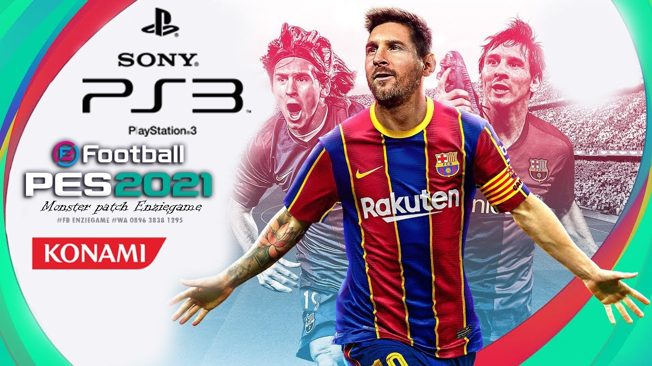 PES 2021 PS3 Download – PES 21 For PlayStation 3