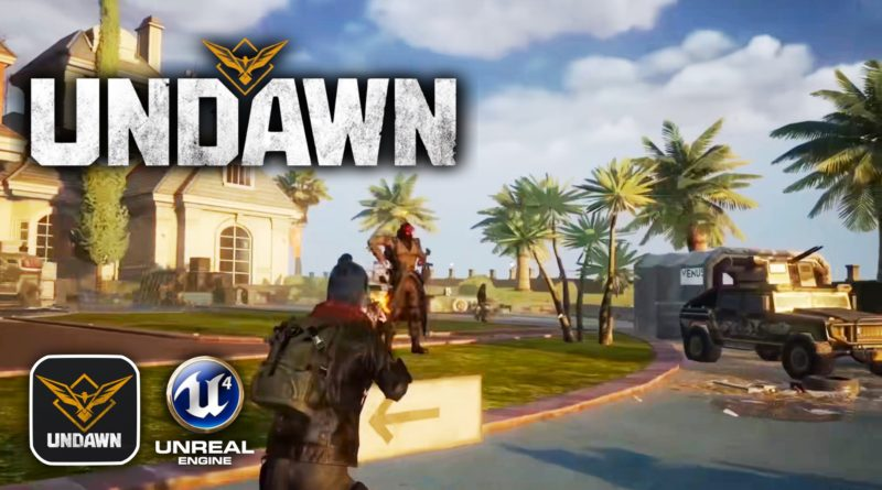 Undawn – Free Download for Android Apk + Obb
