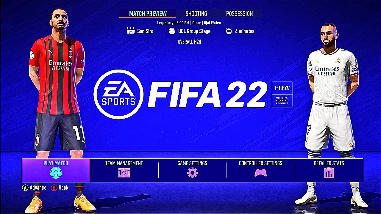 FIFA 22 Apk Obb Android Best Graphics Full Transfer