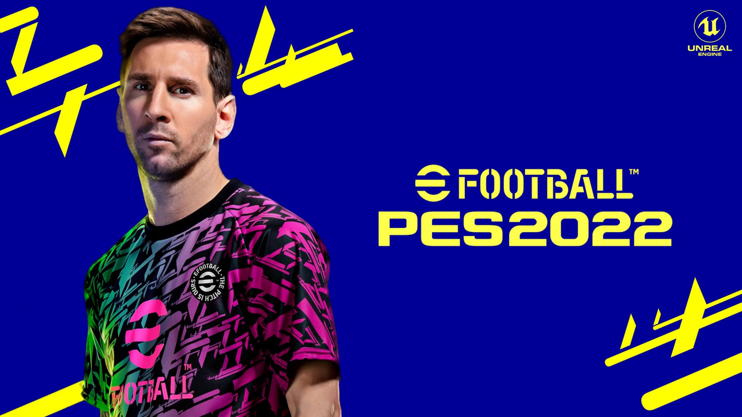 Download eFootball PES 2022 Apk for Android Mobile