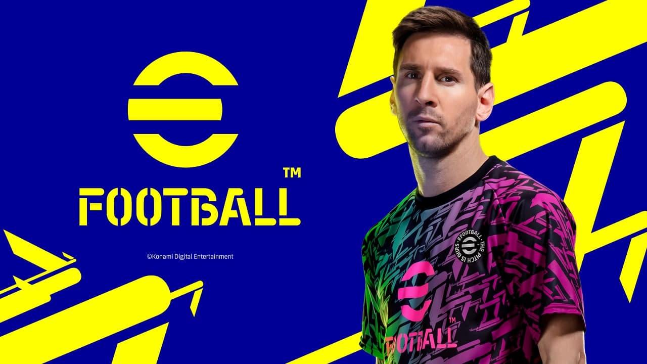 PES 2022 PC – Pro Evolution Soccer Free Download